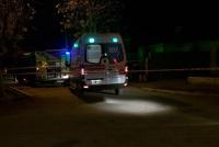 Una joven de 18 años fue herida de bala cuando estaba en la puerta de su casa