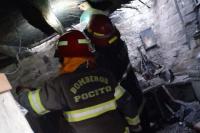 Explosión de un bidón e incendio: habían 2 menores y pudieron salir por la ventana