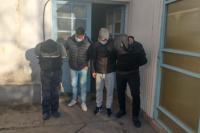 Detienen a delincuentes que simularon ser policías y robaron una casa en Rawson