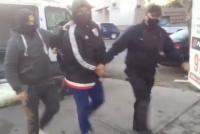Cayó delincuente con frondoso prontuario y pedido de captura