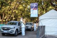 MotorTest: en el primer día se realizaron 114 testeos y 46 dieron positivos