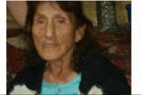Fue encontrada la anciana de 78 años que desapareció en Pocito