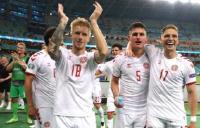 Dinamarca venció a República Checa y se consagró como el tercer semifinalista de la Eurocopa