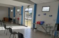 El lunes comenzará a inmunizar un nuevo centro de vacunación en el SUM de Campo Afuera