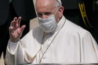 """El papa Francisco aseguró: """"Nunca se me pasó por la cabeza renunciar"""""""