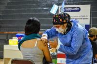 ¡A vacunarse sin turno! comenzó la vacunación libre para los mayores de 18 años