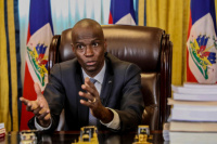 Asesinaron a tiros al presidente de Haití, Jovenel Moïse