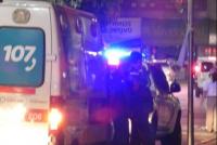 Una jubilada fue atropellada por una camioneta en Capital