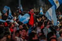 Por los festejos de Argentina campeón, en San Juan esperan un rebrote de casos
