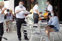 Testearán a personas en bares y restaurantes en Mendoza