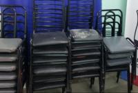 Recuperaron sillas que fueron robadas de una Iglesia Cristiana de Caucete