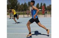 Leonel Lanza, el atleta sanjuanino que necesita la ayuda de todos para competir en Neuquén