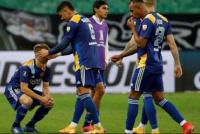 Por penales y con polémica, Boca quedó eliminado en Brasil