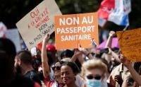Intensas marchas en Francia contra la vacunación obligatoria