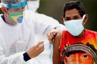 30 mil personas en Brasil recibieron una tercera dosis y son investigadas