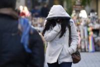 La sensación térmica descendió a los 6 grados bajo cero en San Juan