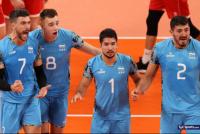 Con 3 sanjuaninos en cancha, Argentina mostró su carácter y dio vuelta un gran partido ante Túnez
