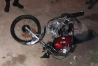 Un choque entre una camioneta y moto, dejó a dos mujeres hospitalizadas