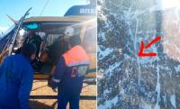 Mendoza: rescataron a los andinistas que estaban desaparecidos en el cerro Rincón