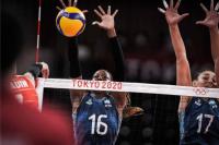 Las Panteras, con la sanjuanina Herrera se despidieron de los Juegos Olímpicos con una derrota