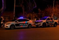 Atrapan a dos delincuentes que robaron insumos hospitalarios de una camioneta