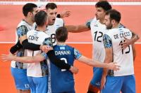 Argentina no pudo con Francia y peleará por la medalla de bronce