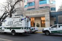 Realizaron un allanamiento en pleno centro de Mendoza tras una denuncia por supuesto prostíbulo VIP