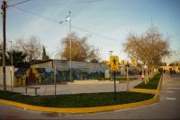 Capital renovó un espacio verde muy significativo para la comunidad de Trinidad