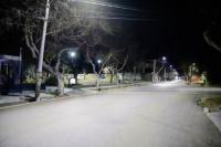 Capital 100% luz blanca llega a más vecinos en Desamparados