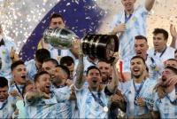 La Selección Argentina con Messi jugará en San Juan en el mes de octubre