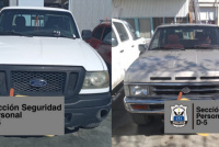 Recuperan en San Juan cinco vehículos que fueron robados en Mendoza