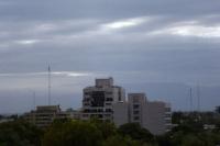 ¿Llega la lluvia al Gran San Juan?: Jueves nublado, húmedo y con una máxima de 21ºC