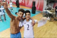 Dos sanjuaninos de UPCN fueron convocados al Mundial de voley Sub21
