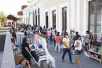 """""""Locas por la feria"""": se viene una nueva edición en la plaza Eva Perón"""