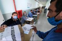 PASO 2021: ya votó el 30% del padrón en San Juan