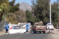 Tragedia en Chimbas: un auto y una camioneta chocaron de frente y un hombre murió