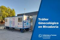 Habrá atención ginecológica gratuita en Rivadavia