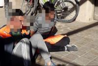 Detienen a jóvenes que andaban a los disparos en Chimbas: tenían drogas