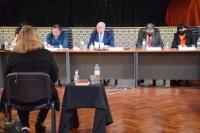 Este lunes se desarrolló la cuarta audiencia de enjuiciamiento del Dr. Eduardo Javier Alonso