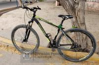 Tres detenidos por robar una bicicleta en Capital: uno tiene 16 años