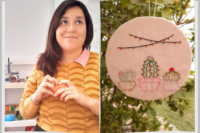 Bordando Mandarinas: Una pasión que crece