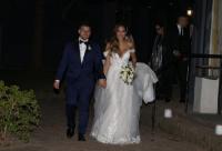 Barbie Vélez y Lucas Rodríguez celebraron su boda