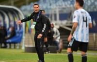 Scaloni presentó la lista de la Selección con 30 jugadores