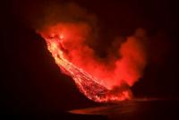 Volcán La Palma: así fue la llegada de la lava al mar