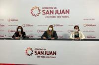 "Alejandra Venerando: ""San Juan superó las 900 mil dosis aplicadas"""