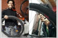 ¡Bicicleterooo! Santi te repara tu bici a domicilio