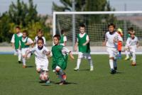 Más clubes de fútbol se suman a la Escuela de Vida de Capital