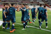 Argentina, cada vez más cerca del Mundial de Qatar