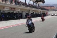 Primera jornada en pista del World Superbike en el Villicum