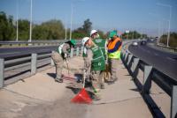 Capital se hará cargo de la limpieza de avenida Circunvalación